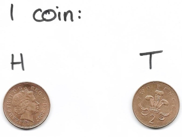1 coin results