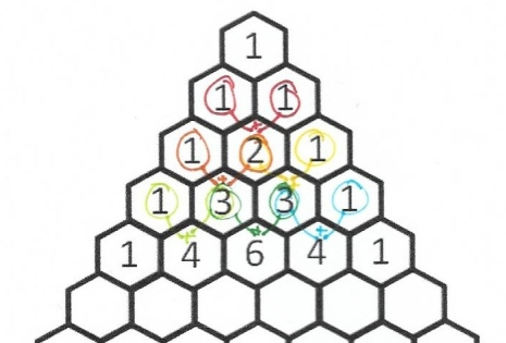 How to calculate Pascal's Triangle