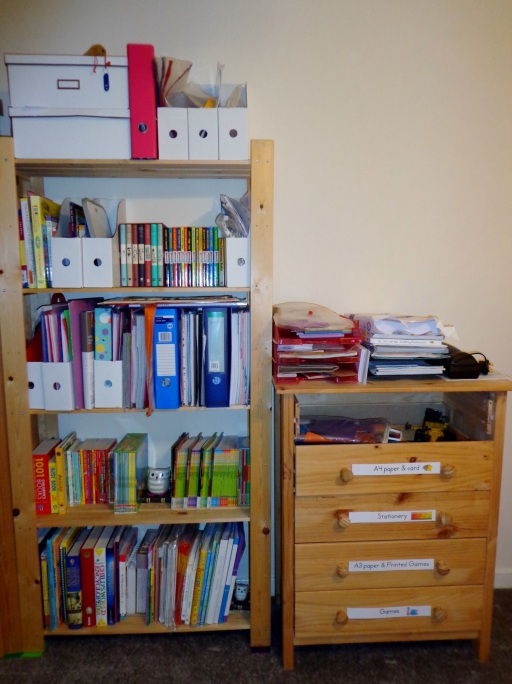 bookcase-and-drawers
